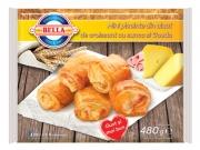 Mini placinte din aluat de croissant cu sunca si Gouda 480g